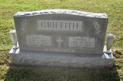 Sarah Frances <I>Bagwell</I> Griffith