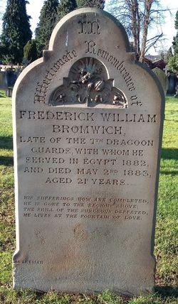 Frederick William Bromwich