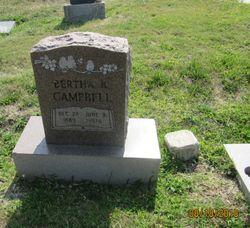 Bertha K Campbell
