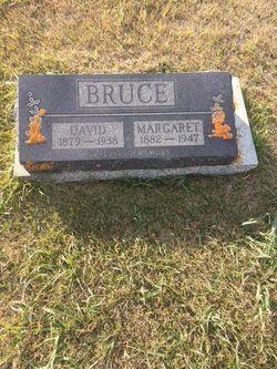 """Margaret Luella """"Maud"""" <I>Montgomery</I> Bruce"""