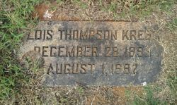 Lois Thompson Krebs