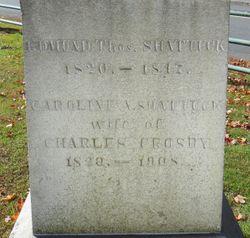 Edmund Thomas Shattuck