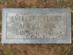 Everett E Foust