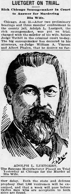 Adolph Louis Luetgert