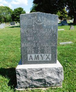 Alexander Preston Amyx