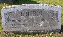 Ida H. <I>Hawley</I> Brisbin