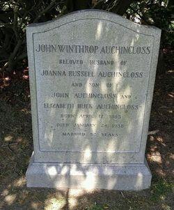 John Winthrop Auchincloss