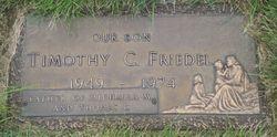 """Timothy C """"Tim"""" Friedel"""