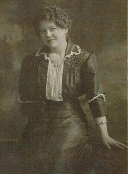Mabel Agnes <I>Hultquist</I> Garton
