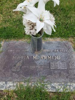 Maria <I>Mena</I> Armijo