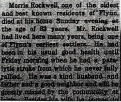 Morris Rockwell