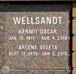 Kermit Oscar Wellsandt