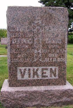 Betsey Jane <I>Veblen</I> Viken