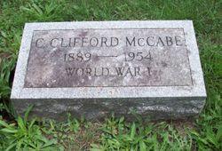 Charles Clifford McCabe