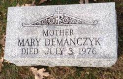 Mary <I>Chowanes</I> Demanczyk