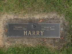 Warren A. Harry