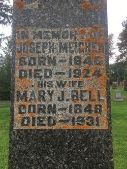 Mary Jane <I>Bell</I> Meighen