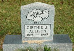 Girthie J Allison