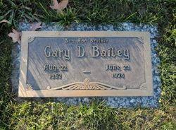 Gary Duane Bailey
