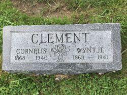 Cornelius Willem Clement