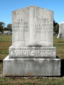 "Jacob A. Mitchell ""Josh"" Johnson"