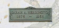 Sarah A. Herrington