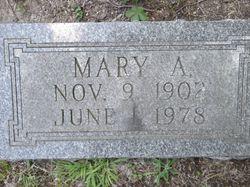 Mary A Gustafson