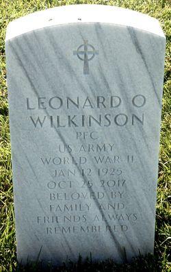 Leonard O. Wilkinson