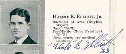 Hardie Bishop Elliott Jr.