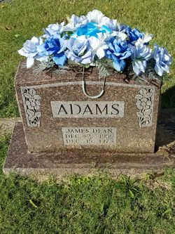 James Dean Adams (1959-1973) - Find A Grave Memorial