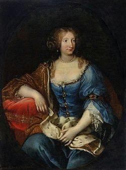 Louise Marie de La Grange d'Arquien