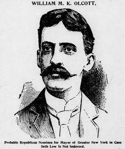 William Morrow Knox Olcott