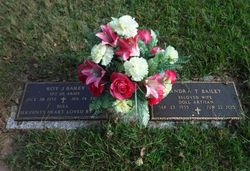 "966c25fa0 Roy Jackson ""Coach -Bull"" Bailey (1932-2018) - Find A Grave Memorial"