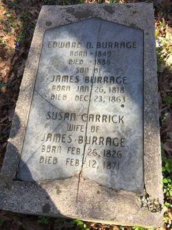 Edward Ned Burrage