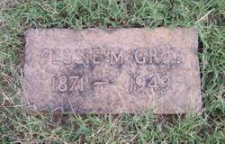 "Sarah Elizabeth ""Bessie"" <I>Martin</I> Gray"