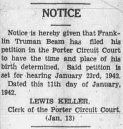 Frank Truman Beam