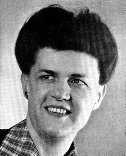Hazel Elizabeth <I>Westervelt</I> Casbarra