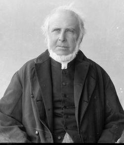 Rev Robert Maunsell