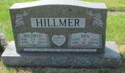"""Bernard Anastatius """"Ben"""" Hillmer"""