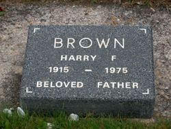 Harry Franklin Brown