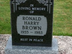 Ronald Harry Brown
