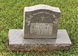 """Nellie M. """"Nell"""" Kilgore"""
