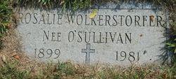 Rosalie Anna <I>O'Sullivan</I> Wolkerstorfer