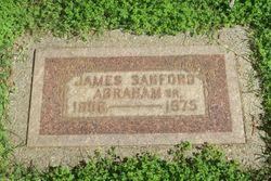 James Sanford Abraham, Sr