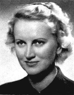 Genevieve Gertrude Wustrack