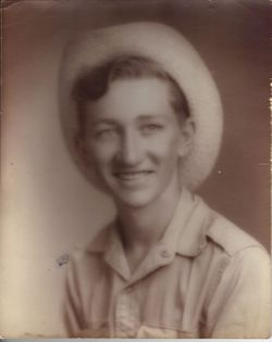 """James Robert """"Cowboy"""" Long"""