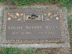 Louise Nelson Allen