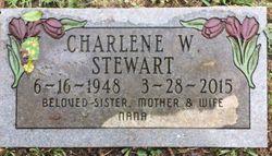 Charlene <I>Weatherford</I> Stewart