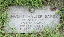 Vincent Walter Barry