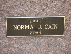 Norma J. Cain